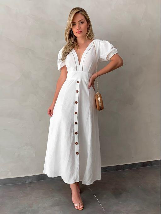 Vestido-Midi-Linen-Off