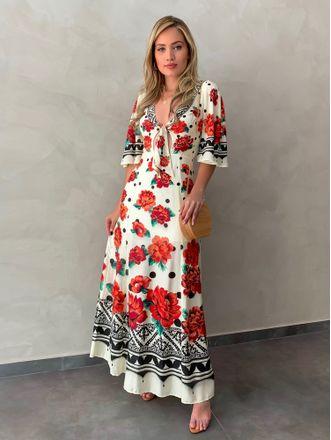 Vestido-Longo-Chita-Poa-Farm