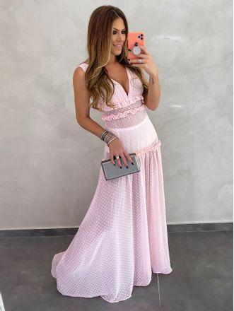 Vestido-Longo-Karla-Rosa