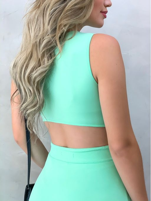Vestido-Cristina-Moletinho-Verde