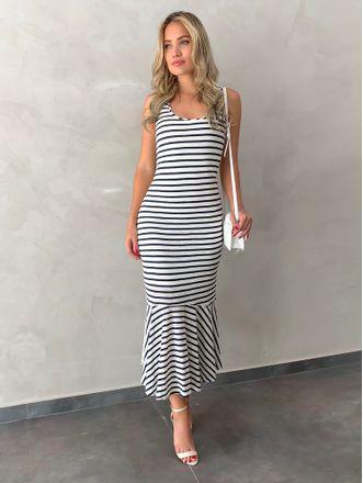Vestido-Longo-Listrado-Taina