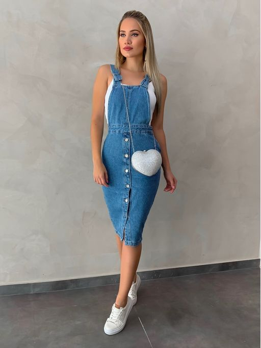 Vestido-Jeans-Rock