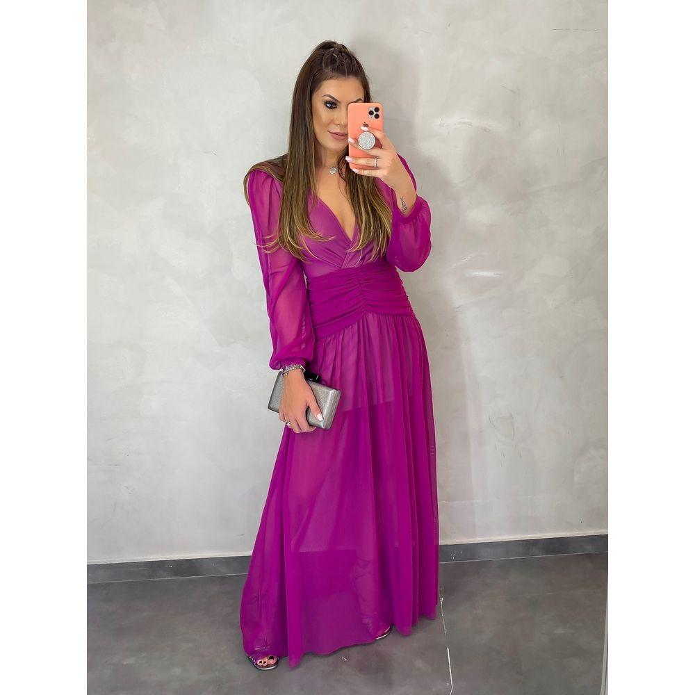 Vestido-Tulle-Bianca