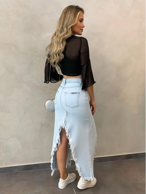 Camisa-Cropped-Irene-Preto