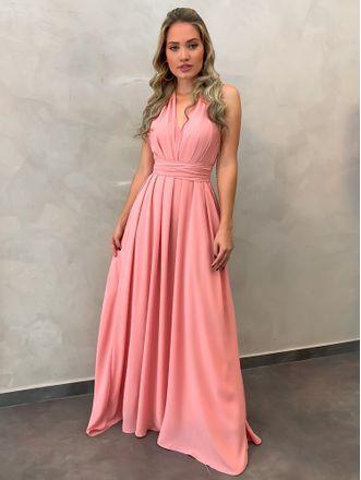 Vestido-Longo-Adriele-Rosa