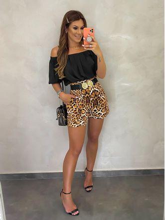 Shorts-Isadora-Onca