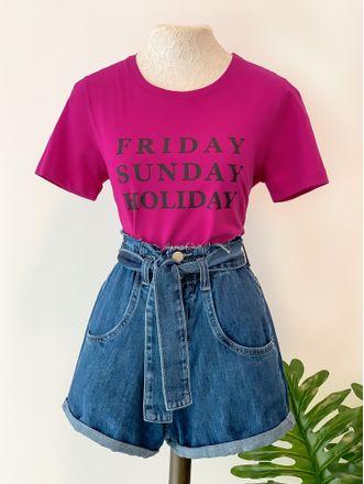 T-shirt-Holiday