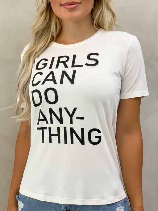 T-shirt-Girls-Off