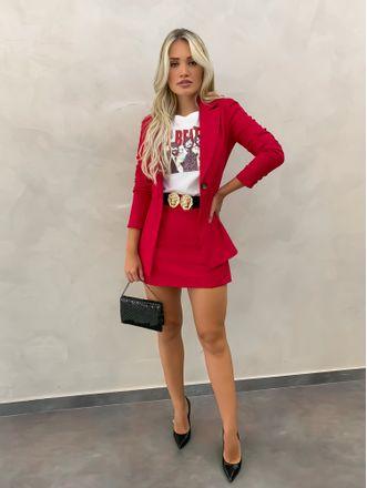 Shorts-Saia-Lorrayne-Vermelho