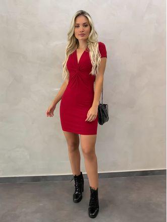 Vestido-Com-no-Allure-Vermelho