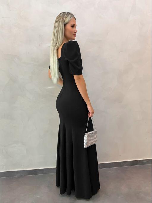 Vestido-Longo-Lorena-Black