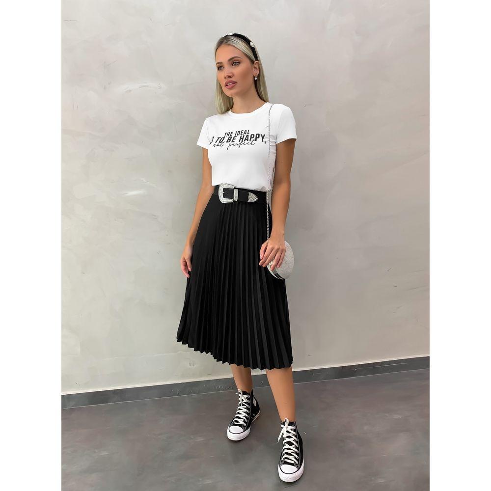 T-shirt-The-Ideal-Branca
