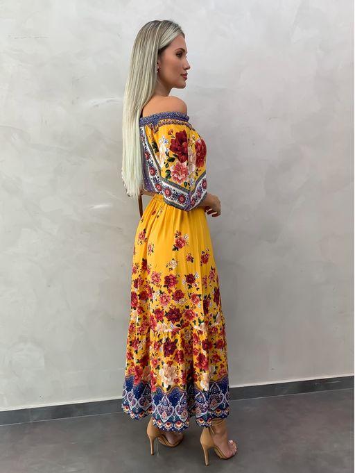 Vestido-Midi-Chuva-de-Flor-Farm