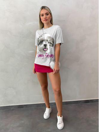 T-shirt-Dog-Forever
