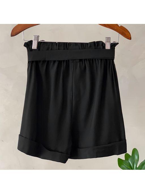 Shorts-Sandra-Black