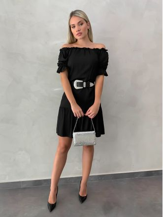 Vestido-Genova-Black