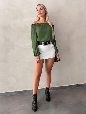 Blusa-Ombro-a-Ombro-Shine-Verde