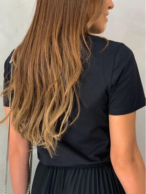 T-shirt-Basic-Gola-Black