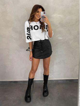 T-shirt-Glamorous