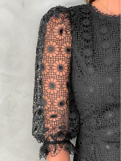 Vestido-Sunflower-Black