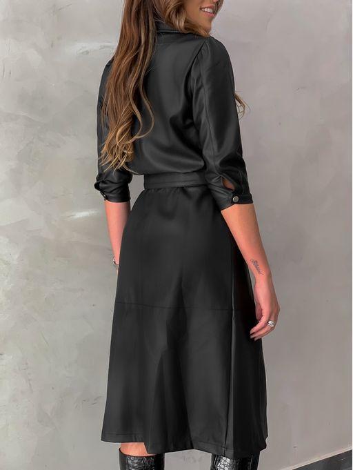Vestido-Couro-Eco-Bruna-Black
