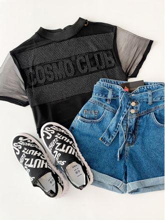 T-shirt-Cosmo-Club-John-John