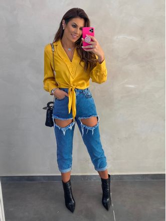 Camisa-Marcela-Amarela