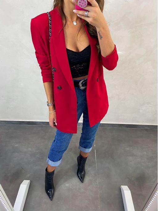 Blazer-Maxi-Barcelona-Vermelho