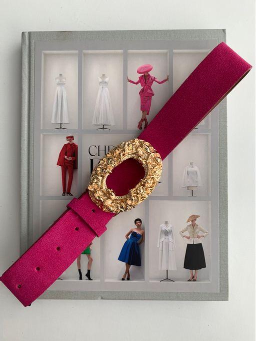 Cinto-Leila-Pink