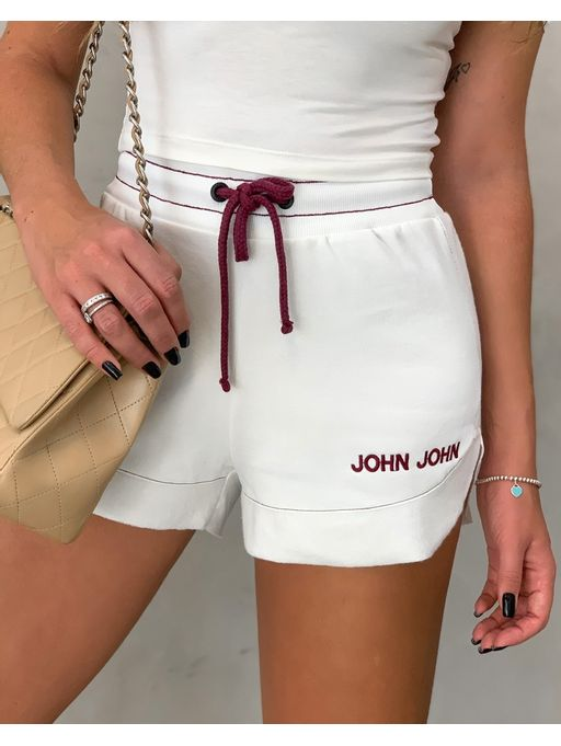 Shorts-White-John-John