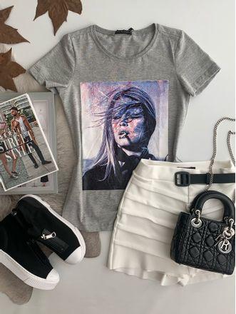 T-shirt-Mulher-Mescla