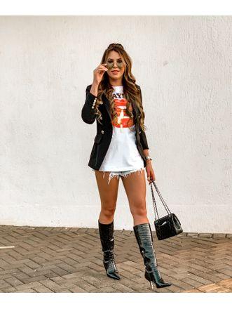 T-shirt-Playboy-Branca