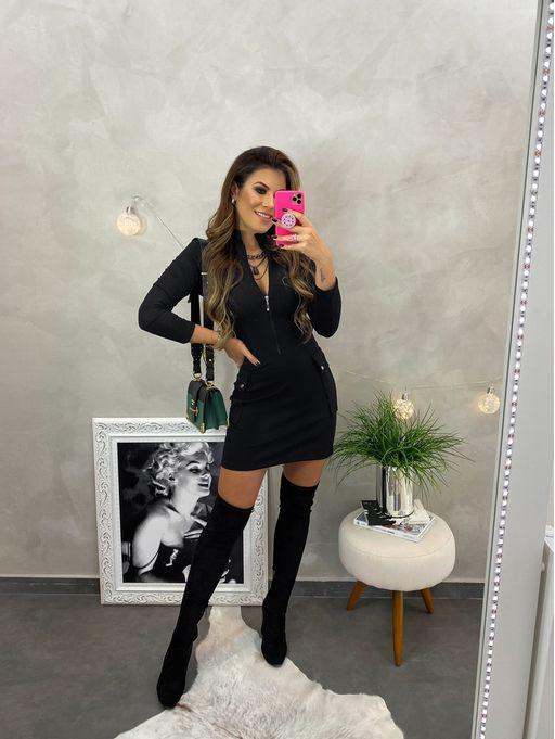 Vestido-Elza-Black