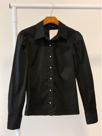 Camisa-Acinturada-Tania-Black