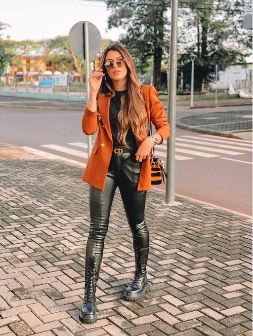 Blazer-Maxi-Karla-Caramelo