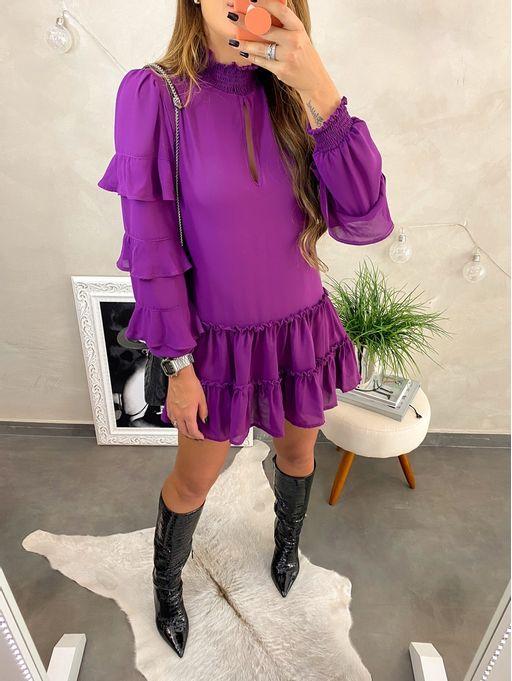 Vestido-Paula-Fucsia