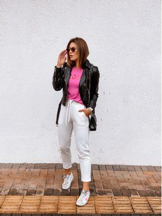 T-shirt-Amour-Rosa