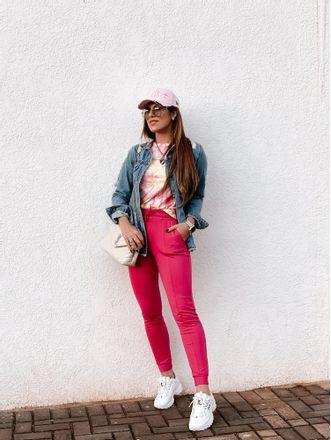 Calca-Jogger-Moletinho-Comfy-Pink