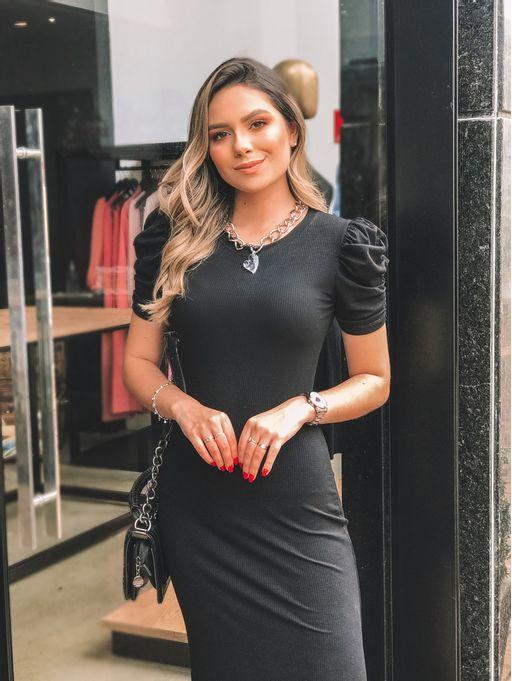 Vestido-Longo-Allure-Black