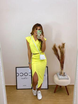 Conjunto-Neon-Blusa-Saia-Rosa-Amarelo