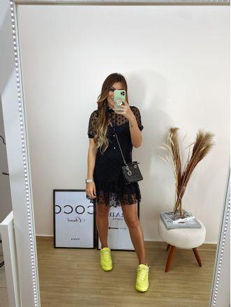 Vestido-Noa-Tule-Black
