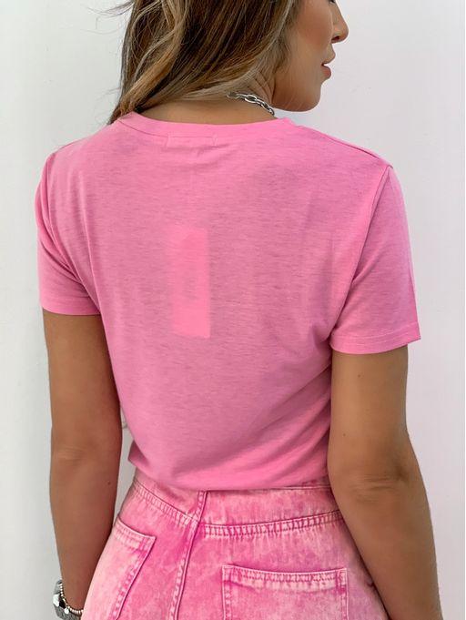 T-Shirt-Seriously-Rosa