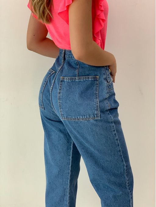 Calca-Mom-Botoes-Keyla-Jeans-Escuro