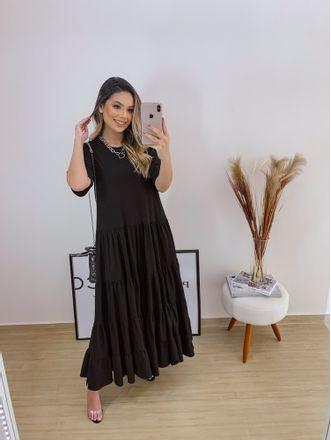 Vestido-Algodao-Rodada-Black