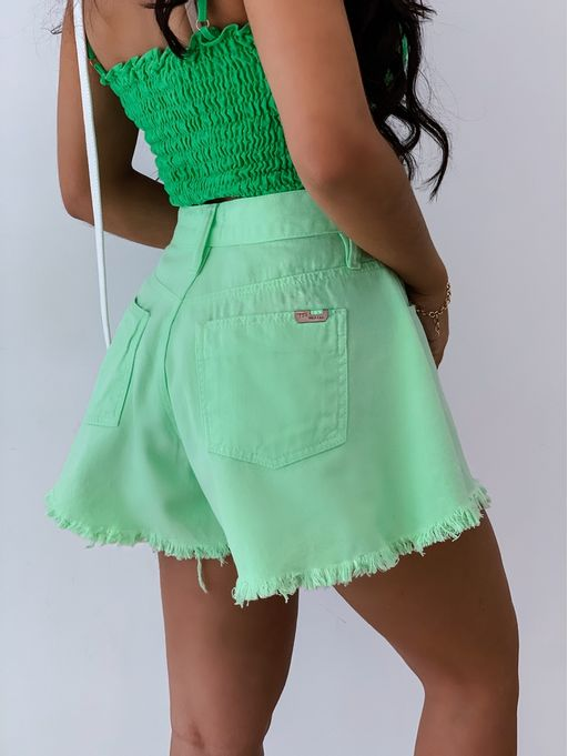 Shorts-Alto-Sabrina-Verde