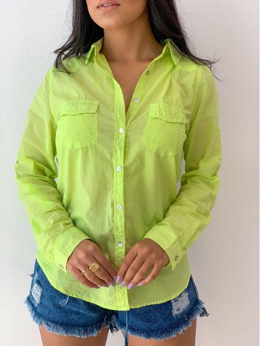 Camisa-Voil-Com-Bolsos-Luiza-Amarelo
