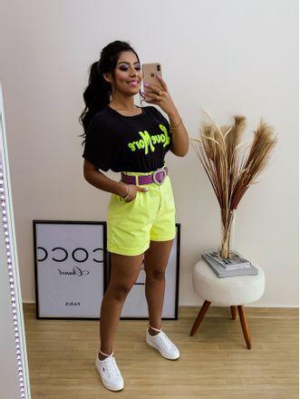 Shorts-Sarja-Manuela-Amarelo
