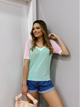Blusa-Mirelle-Candy-Color-Verde
