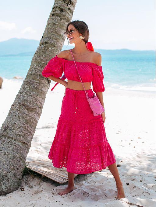 Saia-Najla-Pink