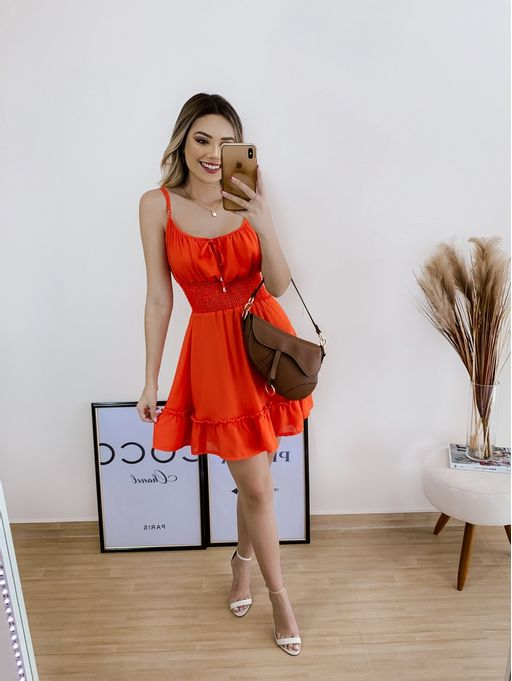 Vestido-Holly-Laranja